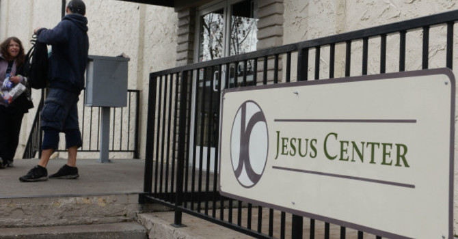 Jesus Center - Help Needed image
