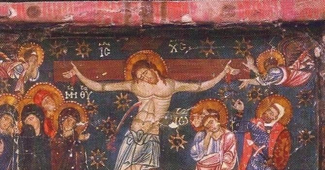 Prayer: Take up your cross image