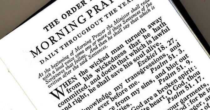 Prayer: Duty, Discipline and Delight image