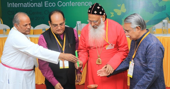 World Council of Churches Eco-Justice Conference