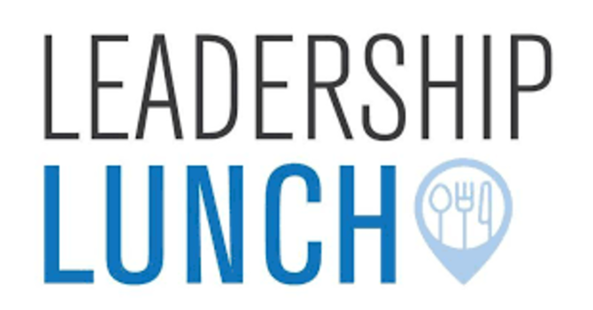 Leadership Lunch • November 2, 2020