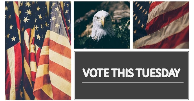 Make Sure To VOTE! image