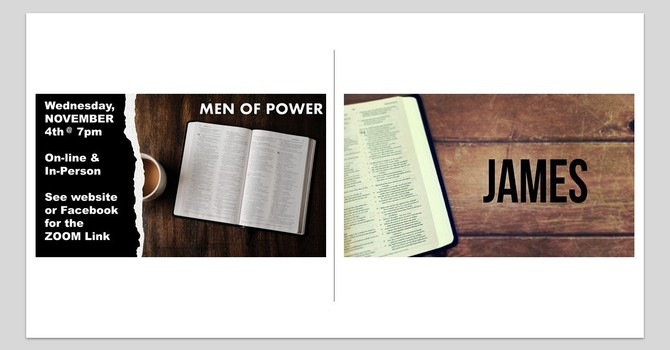 Men of Power TONIGHT & NEW Reading Plan on YouVersion Bible App image