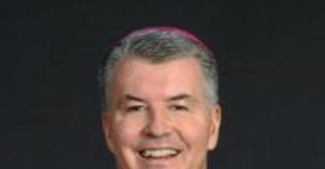 Letter from Bishop William McGrattan image