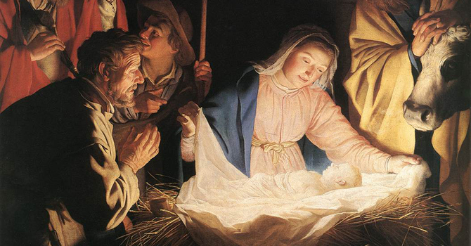 Festival of Nine Lessons and Carols ONLINE service
