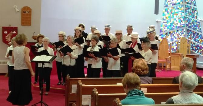 St. Stephen's Community Singers image