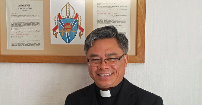 Bishop's Ordination & Installation Date is Set image