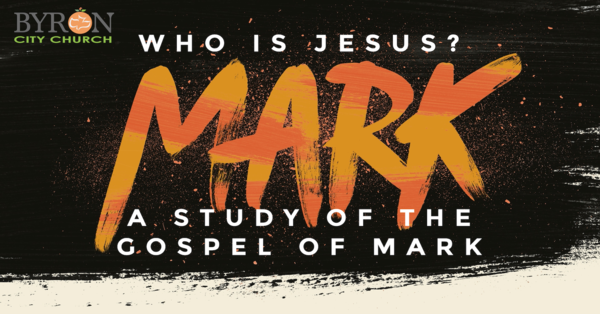 Who Is Jesus? (The Gospel of Mark, verse by verse)