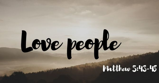 Love People
