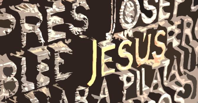 New Year's Day Eucharist - The Naming of Jesus