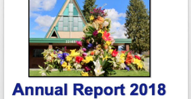 Annual Reports 2018 image