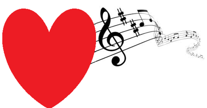Musical Reflection - Oh My Heart Sings image