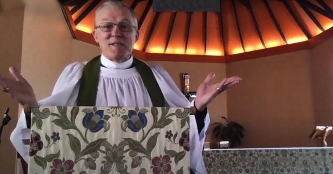Video Devotion - Sunday August 23 image