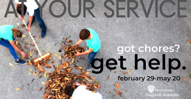 At Your ServiceFundraiser image