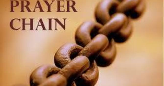 Prayer Chain image