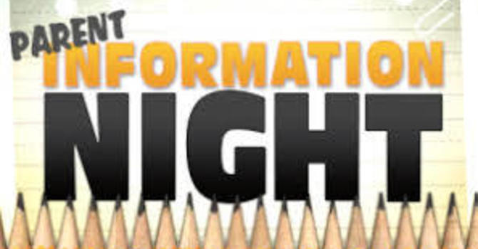 Lord Byng Secondary Grade 7 Parent Information Night - Nov. 5th @7pm image