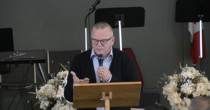 Guest Speaker: Pastor Gary Stagg