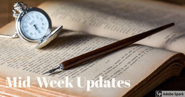 Mid-Week Updates