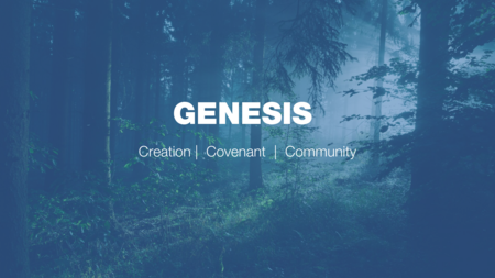 Creation, Covenant, and Community: Studies in Genesis