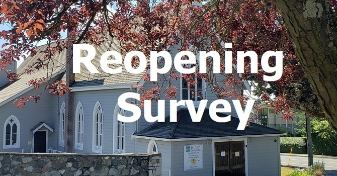 Thanks for Completing the Reopening Survey image