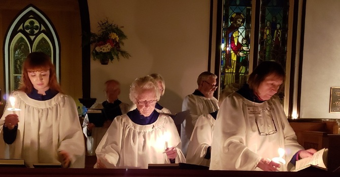 Advent and Christmas Services at St. Luke Cedar Hill image