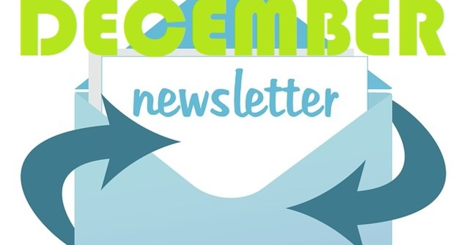 December Parish Newsletter image