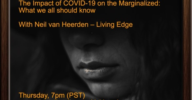 COVID and the Marginalized image