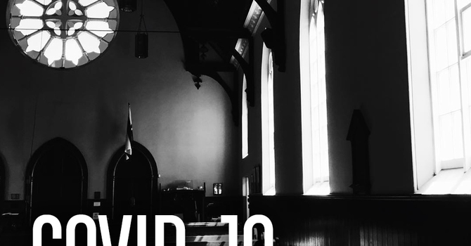 Update on COVID-19 measures in the Church image