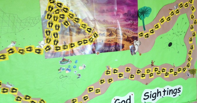 Vacation Bible School 2014 image