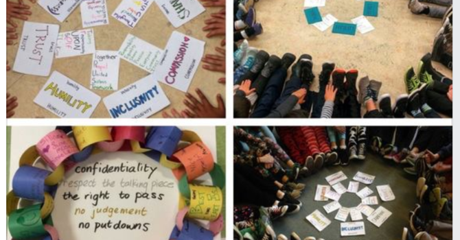 """NVSD Blog Post: """"Circles in Schools helps empower students..."""" image"""
