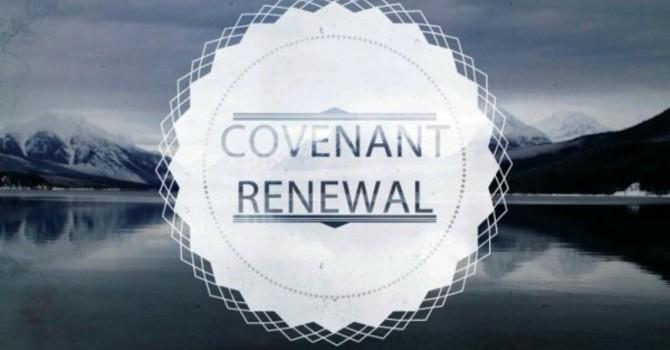 Covenant Renewal