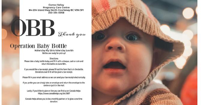 Operation Baby Bottle image