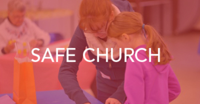 Safe Church Program image