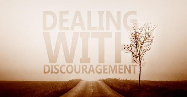 Dealing With Discouragement