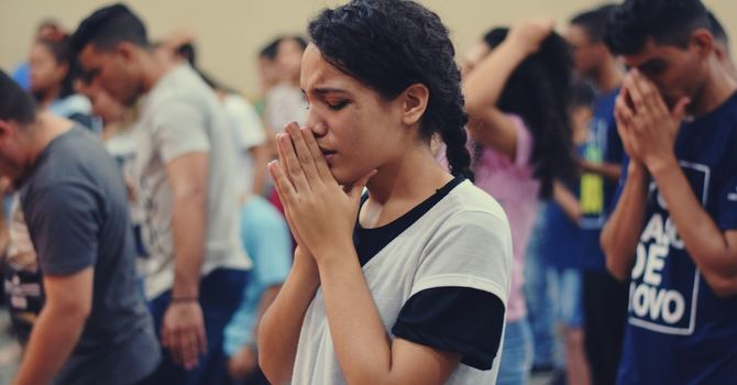 Prayer Team Meeting