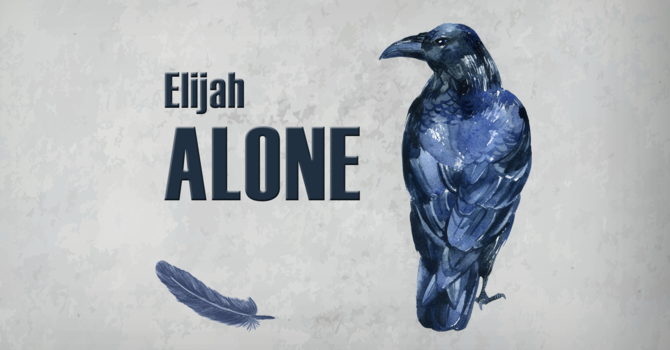 Elijah ALONE image