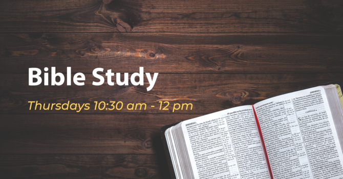 Thursday Bible Study
