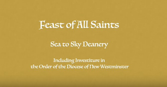 Sea to Sky Deanery Online Worship image