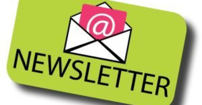 St. Catherine's Parish Newsletter Spring 2020  image