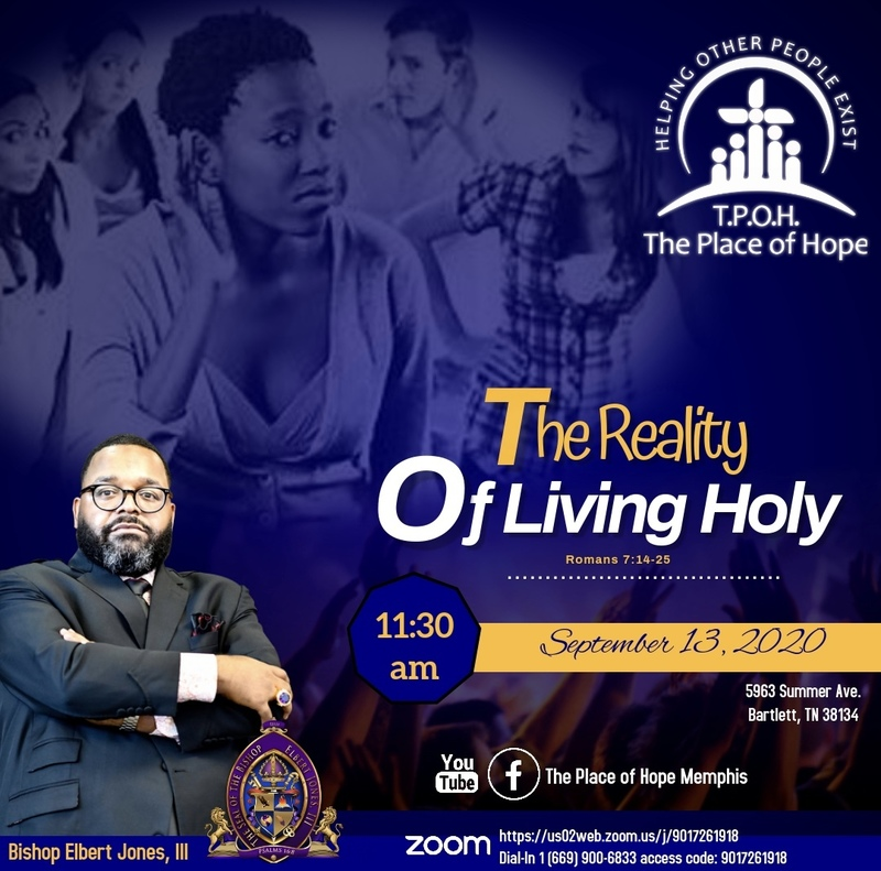 The Reality of Holy Living