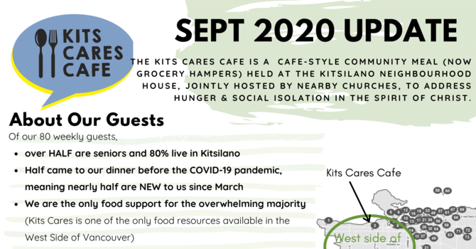 Kits CARES Cafe