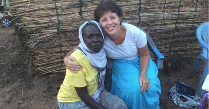 Update July 2017 • Doro, South Sudan image