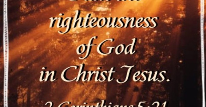 A Righteousness that Exceeds image