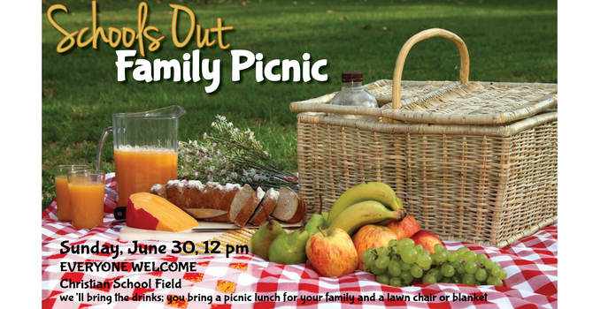 School's Out Family Picnic image