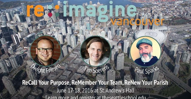 Re-Imagine at St. Andrew's Hall - June 17 and 18 image