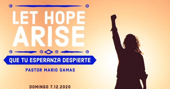 Let Hope Arise 1