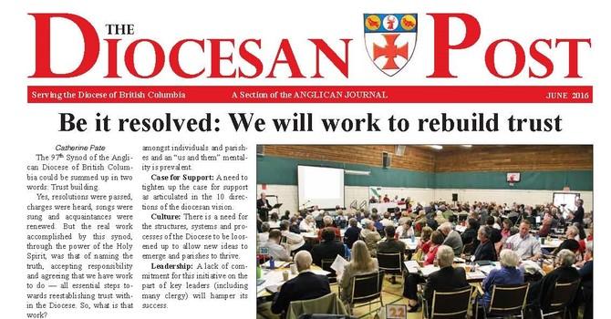 June 2016 Diocesan Post image