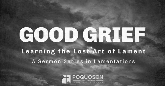 When Life Gives You Lemons . . . Lament!