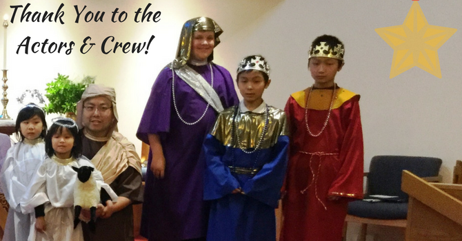 The Best Ever St. Peter's Christmas Pageant! image