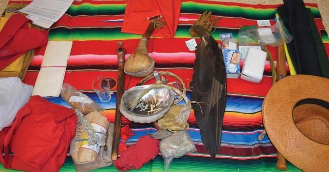 Pipe Ceremony in Agassiz image